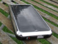 Solar phone and ipad charger