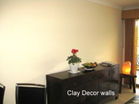 Volvox Clay Decor Natural Wall Paint